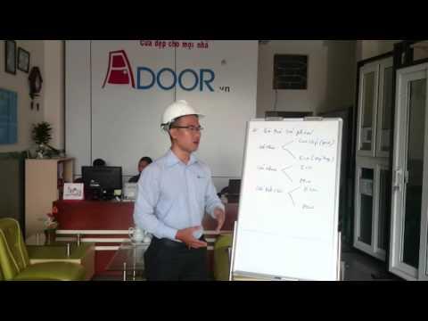 Giới thiệu về các dòng cửa và giá bán cửa Adoor