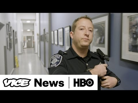 Seattle's first openly trans cop