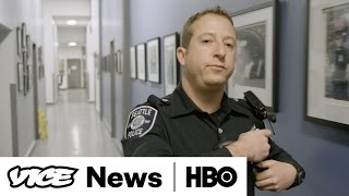 Seattle's Trans Law Enforcement  VICE News Tonight on HBO (Full Segment)