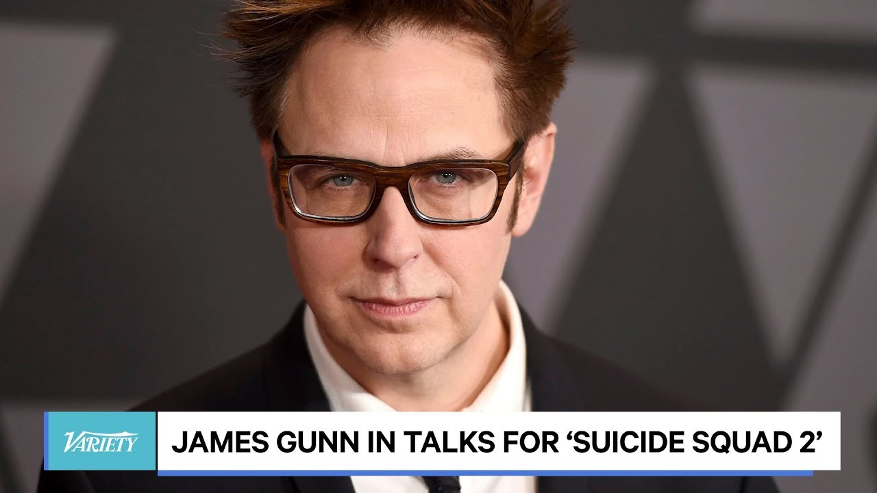 'Suicide Squad 2:' James Gunn in talks to write and possibly direct