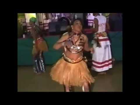 Mutuashi - Bayudas Du Congo Performance