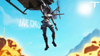🔴 FORTNITE / / LIVE CHILL SOLO - I RETROUVE MY LIVE CODE: TWITCH-TXCINE !!! 😇🏆