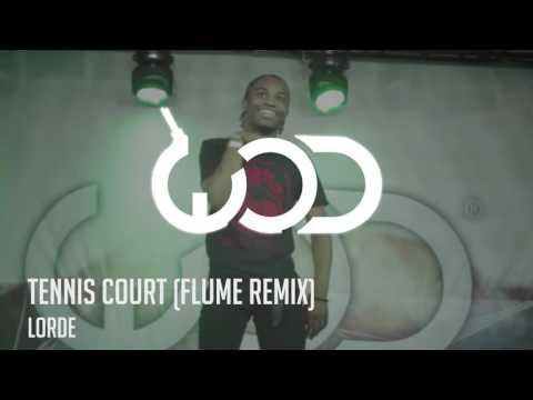 Lorde - Tennis Court (Flume Remix) [*Fik-Shun]