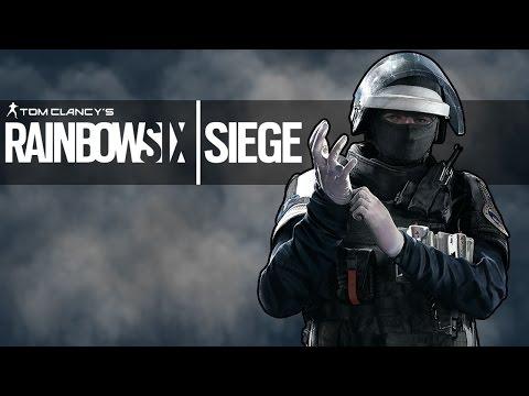 Rainbow Six Siege - Funny Moments!!! (CLUTCH TRIPLE KILL)