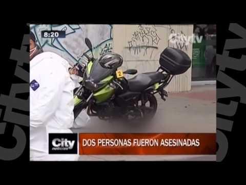 Nuevo caso de sicariato en Bogotá | CityTv l Mayo 2