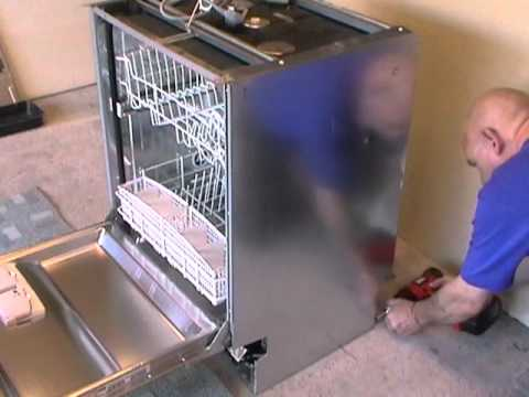ikea renlig dishwasher installation manual