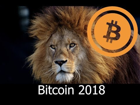 Whats Up With Bitcoin Price? Big Year For Bitcoin in 2018?