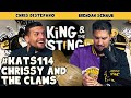 Chrissy & the Clams | King and the Sting w/ Theo Von & Brendan Schaub #114