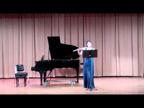 Bfa Student Recordings Videos Boston Flute Academy