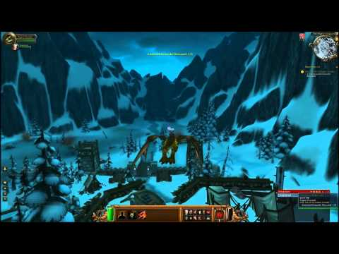 Into The Wild Green Yonder Quest - World of Warcraft