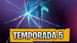Video de 1 día y tendremos YA DISPONIBLE LA *NUEVA TEMPORADA 5* FORTNITE: Battle Royale | Stratus