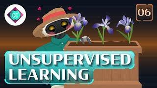 Unsupervised Learning: Crash Course AI #6