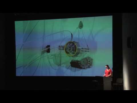 Dr Laura Woodward - The Introverted Kinetic Sculpture: How It Moved