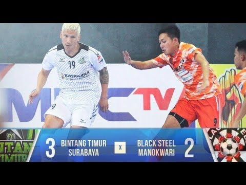 Black Steel vs Bintang Timur Surabaya (2-3) // PFL 2018
