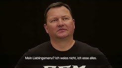 Herzlich Willkommen Mikko Haapakoski