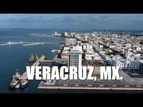 Veracruz 2019 | El cuatro veces heroico puerto de  Veracruz
