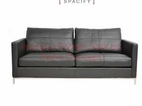 Modern Sofas, Metropolitan Sofa Bed by Soho