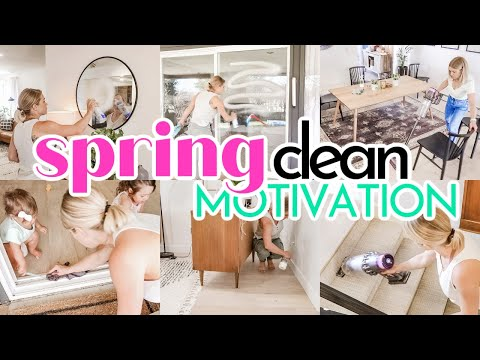 EXTREME SPRING CLEANING MOTIVATION | CLEANING OUR FIXER UPPER | CLEAN WITH ME 2021 | DENISE BANGIYEV
