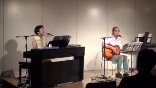 2015.8.30 あすとホール 「第21回 あすとフォーク&ライブ」 演奏:吉岡...