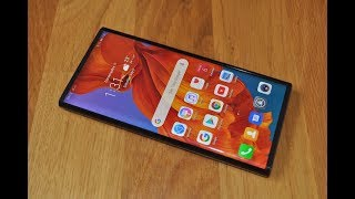 Huawei Mate X Hands-on | The Folding Revolution
