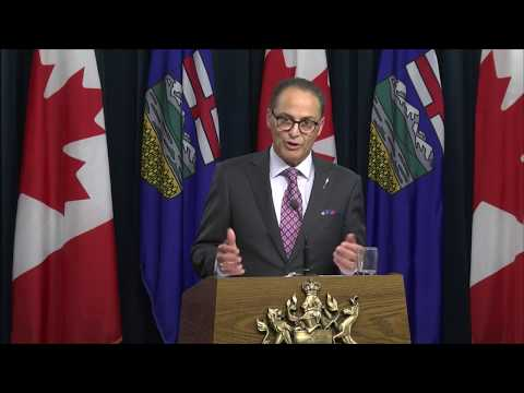 Government releases annual report - June 29, 2017