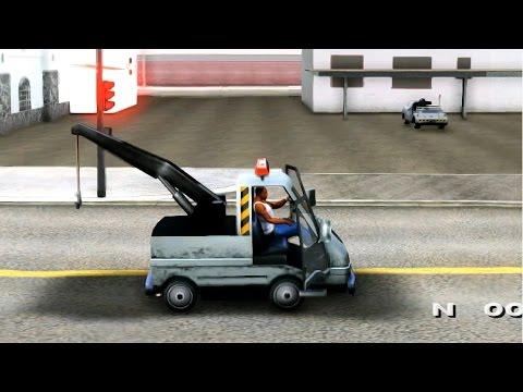 GTA San Andreas - Mini Towtruck EnRoMovies