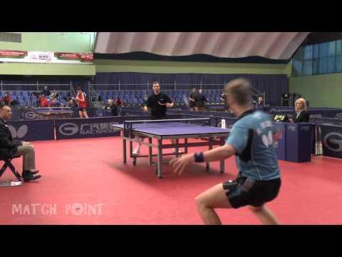 Ruwen FILUS - Ramil MUTYGULLIN. Belarus Open-2015
