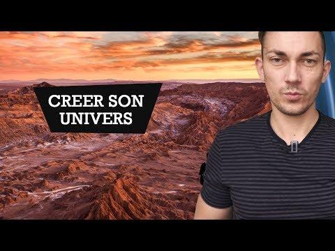 CREATEUR DE CONTENU : Comment créer son univers
