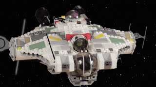LEGO® The Build Zone - The Star Wars Ghost & Phantom Episode 8