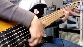 【BLUE ENCOUNT】MEMENTO ベース弾いてみた (TAB譜有り)