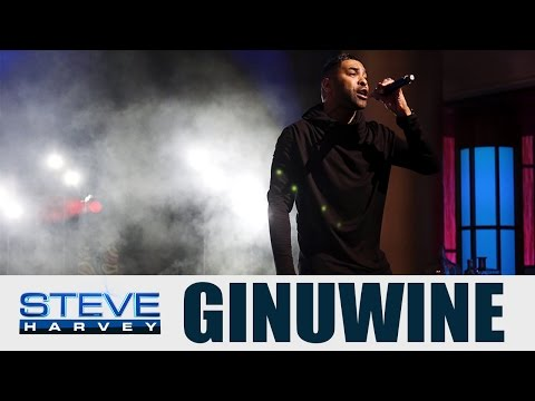 Ginuwine performs Pony! || STEVE HARVEY
