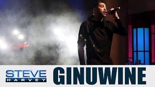 Ginuwine performs Pony! || STEVE HARVEY