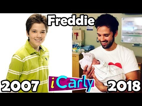 iCarly Before and After 2018 Then and Now
