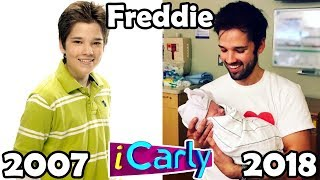Freddie from iCarly is a Dad! - iCarly Then and Now