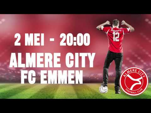 Almere City FC naar de eredivisie?