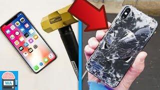 (+Verlosung) 6 Menschen, die das iPhone X zerstören!