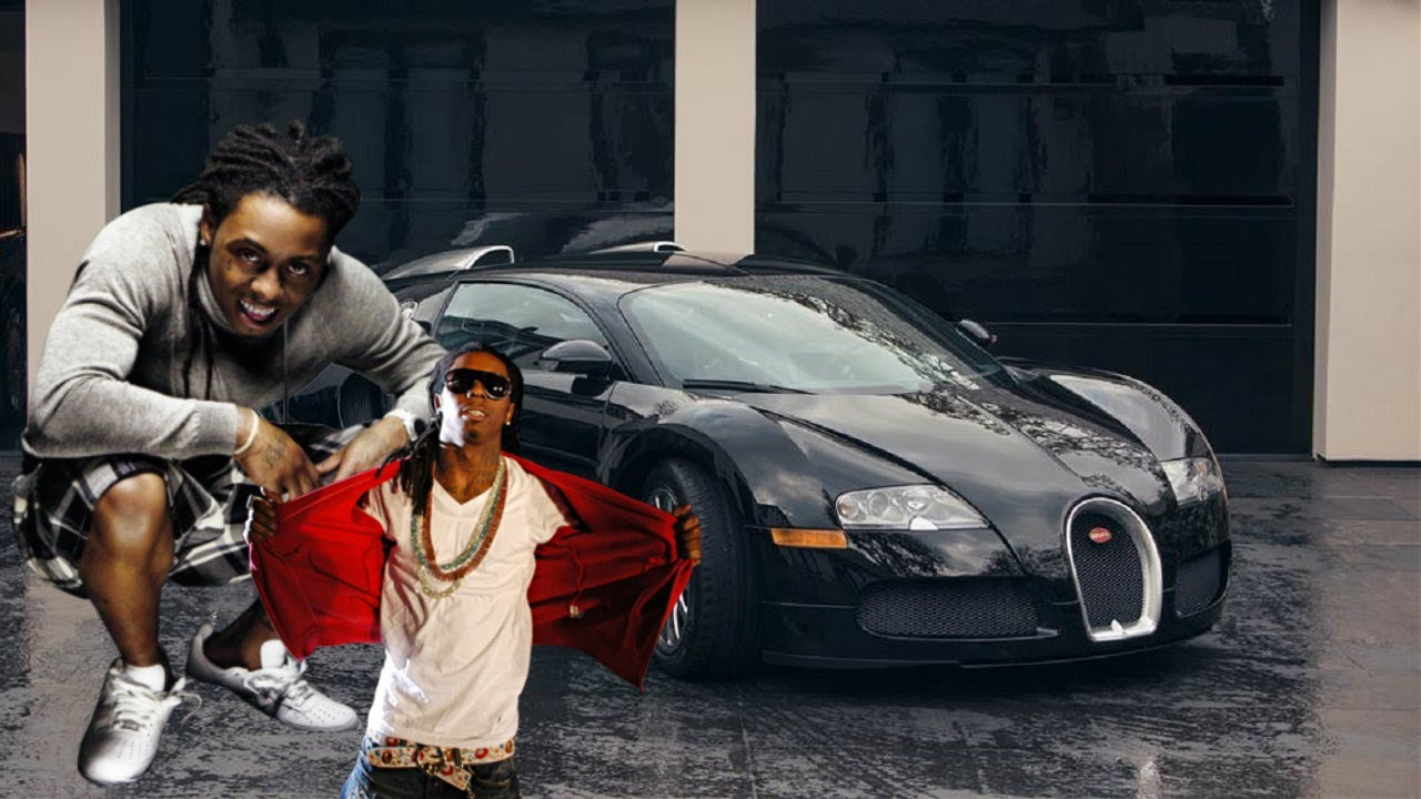 Lil Wayne Cars Collection 2017 - YouTube
