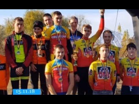 ТРК ВіККА: Черкаські велосипедисти другі за швидкістю в Україні
