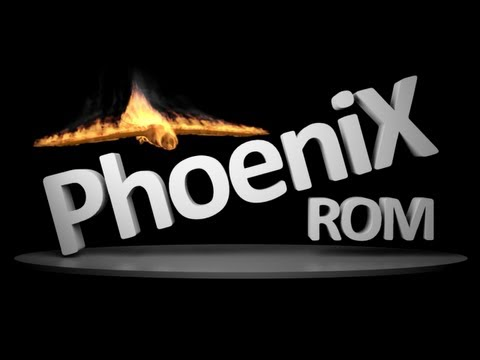Galaxy S4 GT I9500 Flashear/Instalar Phoenix Rom v 8 1 -Review-  Espectacular bootanimation-