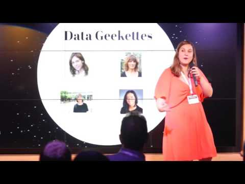 """Data Natives Tel Aviv Opening Remarks"", Elena Poughia, MD at Dataconomy Media"
