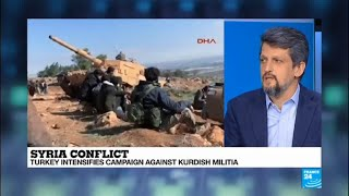 "Turkish offensive in Syria: ""Afrin is a safe haven"""