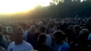 Hot Chip - Touch Too Much (Kollektiv Turmstrasse Remix) @ Grünanlage Öjendorfer Park 05.07.09