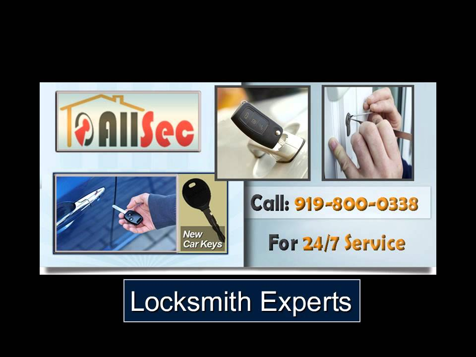 Raleigh Locksmith | 919 443 1559 | Allsec Locksmith U0026 Garage Doors Company
