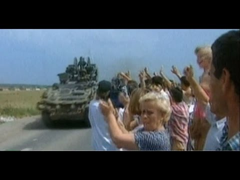 Canada's forgotten battle in Yugoslavia