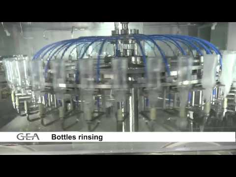 GEA Beverage - India Goes Aseptic In PET With GEA Procomac
