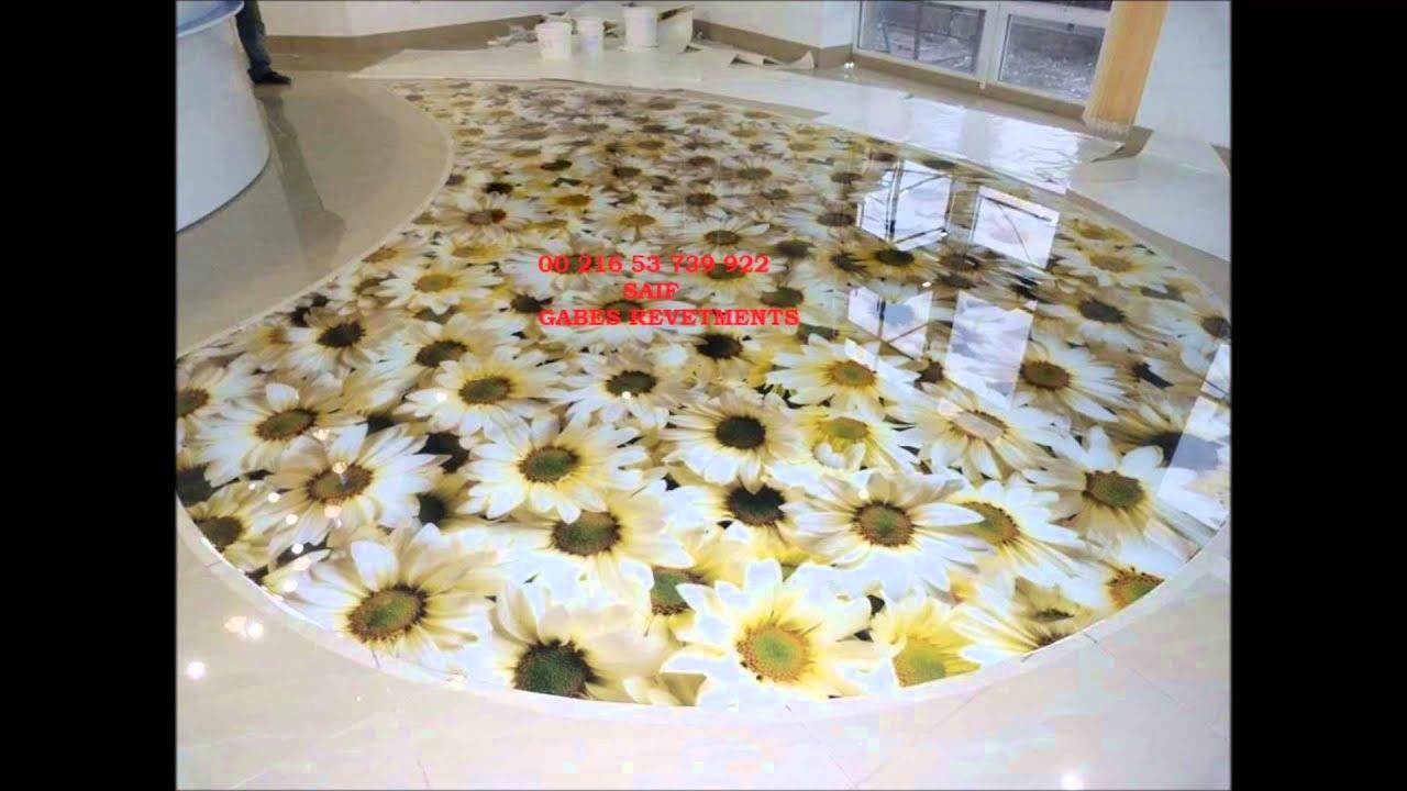 epoxy floor 3d saif 53739922 youtube. Black Bedroom Furniture Sets. Home Design Ideas