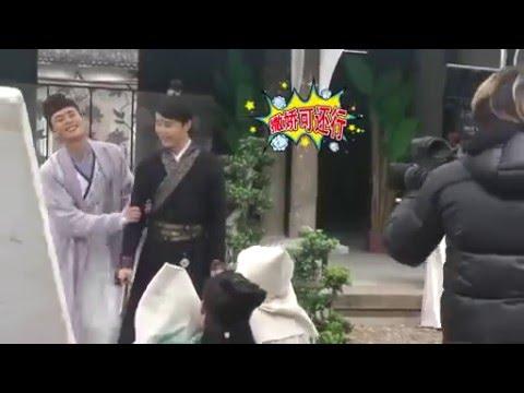 Thiếu Niên Thần Thám Địch Nhân Kiệt (少年神探狄仁杰) - Hậu Trường Mã Thiên Vũ, Huỳnh Tông Trạch