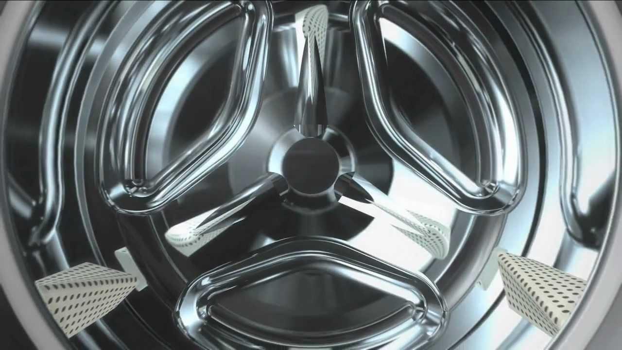 how to clean washing machine tub