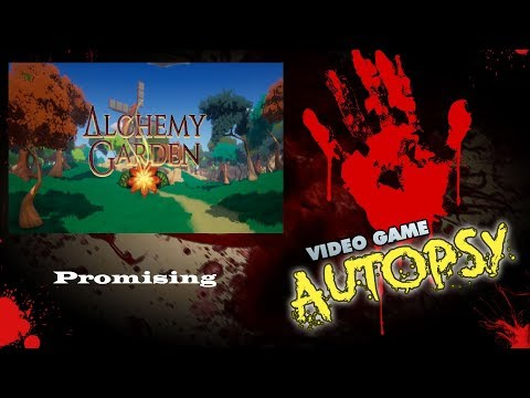 Alchemy Garden Preview (The Video Game Autopsy) |