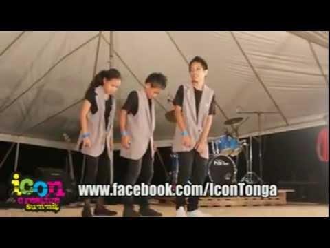 ICON TONGA 2011 : Skywalkers Dance Crew